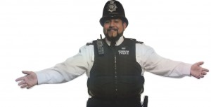 registro policia Inglaterra